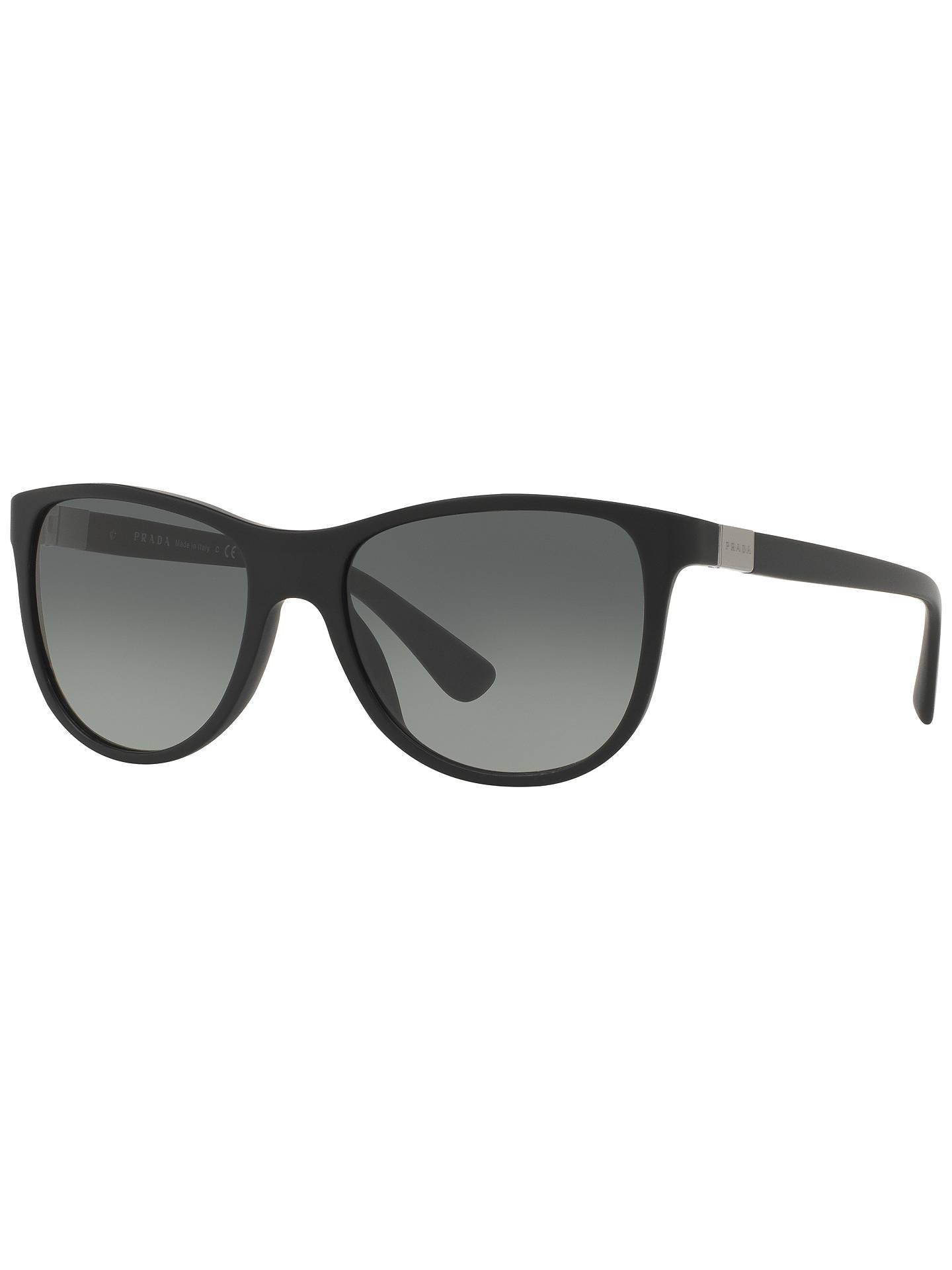 Prada SPR20S D-Frame Sunglasses at John Lewis & Partners