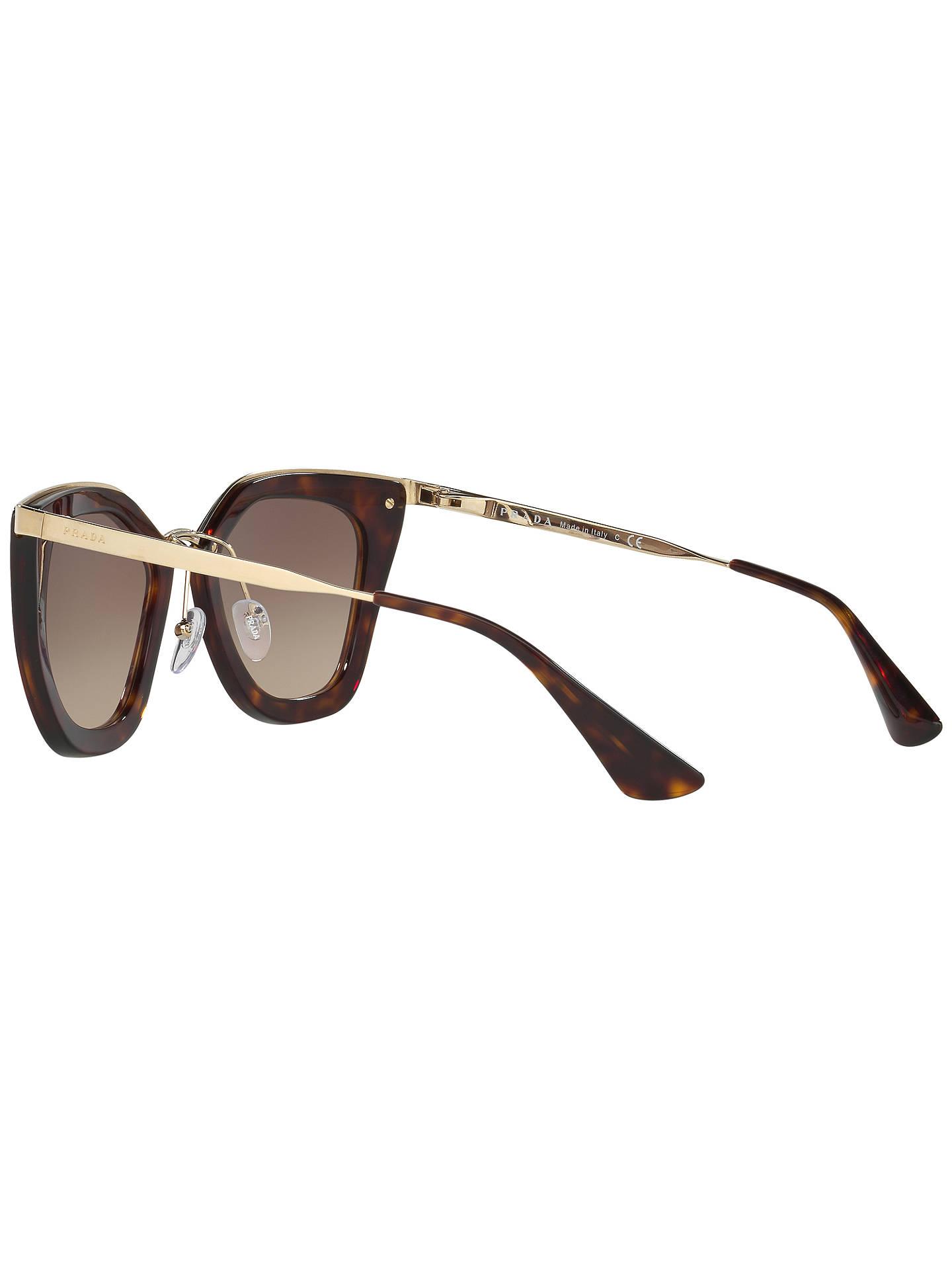 68d180a92d Prada PR 53SS Gradient Cat s Eye Sunglasses at John Lewis   Partners