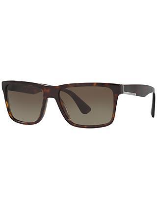 6807bfa8397c0 Prada SPR19S Square Gradient Sunglasses