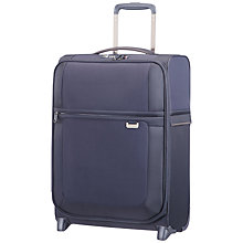 Buy Samsonite Uplite 2-Wheel 55cm Cabin Suitcase Online at johnlewis.com