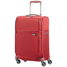 Buy Samsonite Uplite 4-Wheel 55cm Cabin Spinner Suitcase Online at johnlewis.com