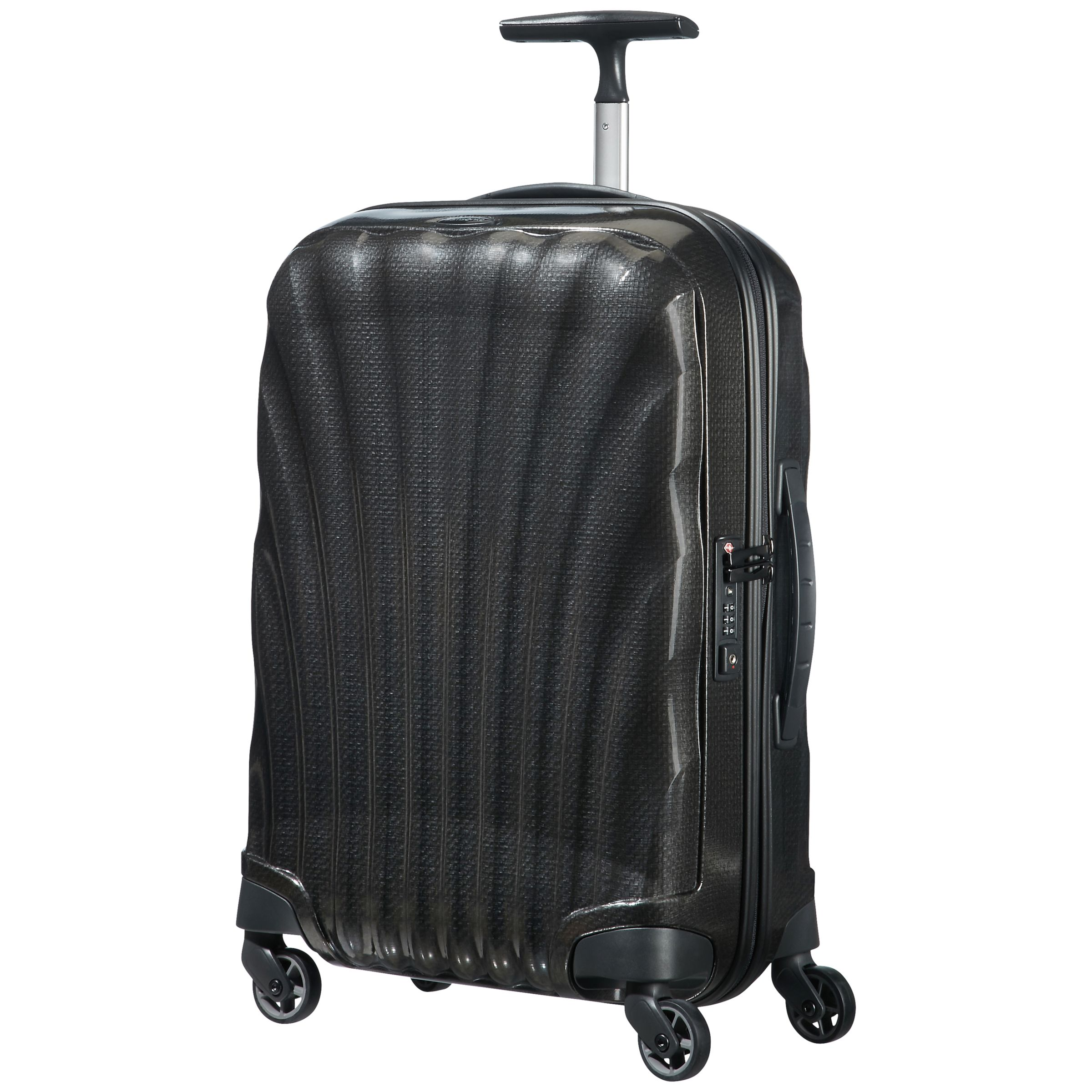 1bc4c5d82bf80a Samsonite Cosmolite 3.0 Spinner 4-Wheel 55cm Cabin Suitcase at John Lewis &  Partners