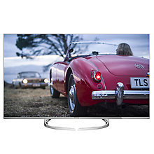 "Buy Panasonic Viera 58DX750B LED HDR 4K Ultra HD 3D Smart TV, 58"" With Freeview Play & Art Of Interior Switch Design Online at johnlewis.com"