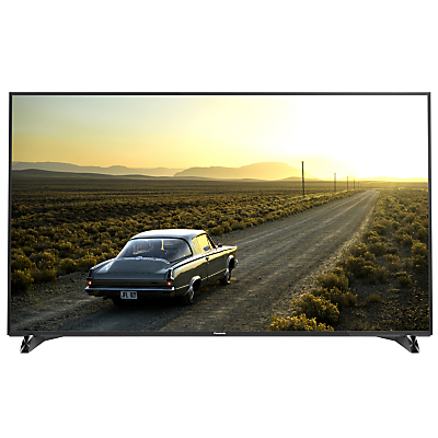 Panasonic 65DX902B LED HDR 4K Ultra HD 3D Smart TV, 65 With Freeview Play/freetime & Art Of Light Design, UHD Premium