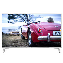 "Buy Panasonic Viera 65DX750B LED HDR 4K Ultra HD 3D Smart TV, 65"" With Freeview Play & Art Of Interior Switch Design Online at johnlewis.com"
