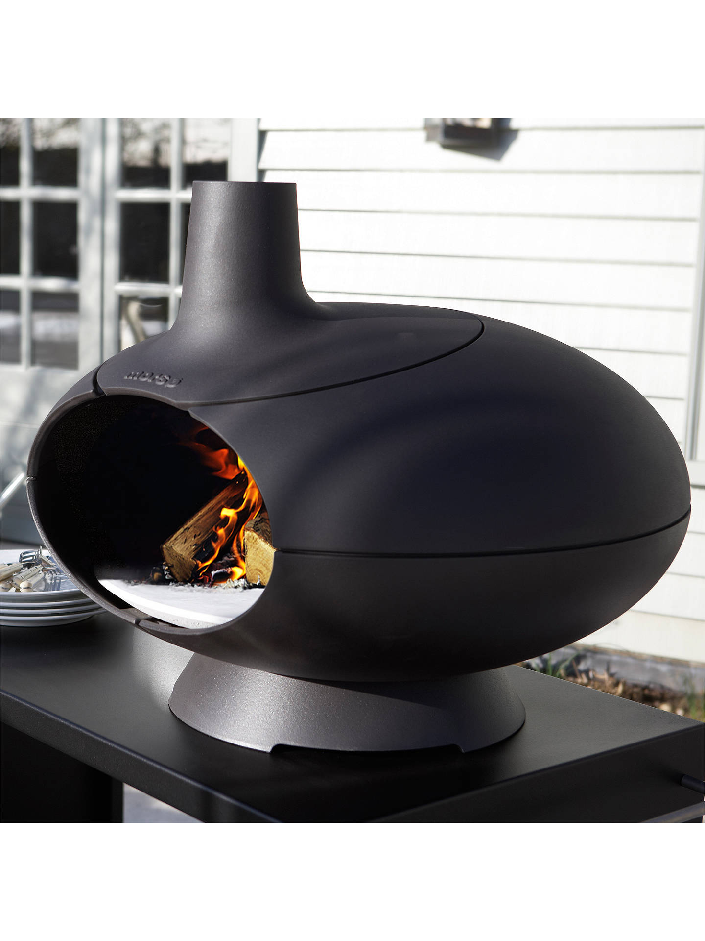 Buy Morsø Forno Outdoor Oven Online at johnlewis.com