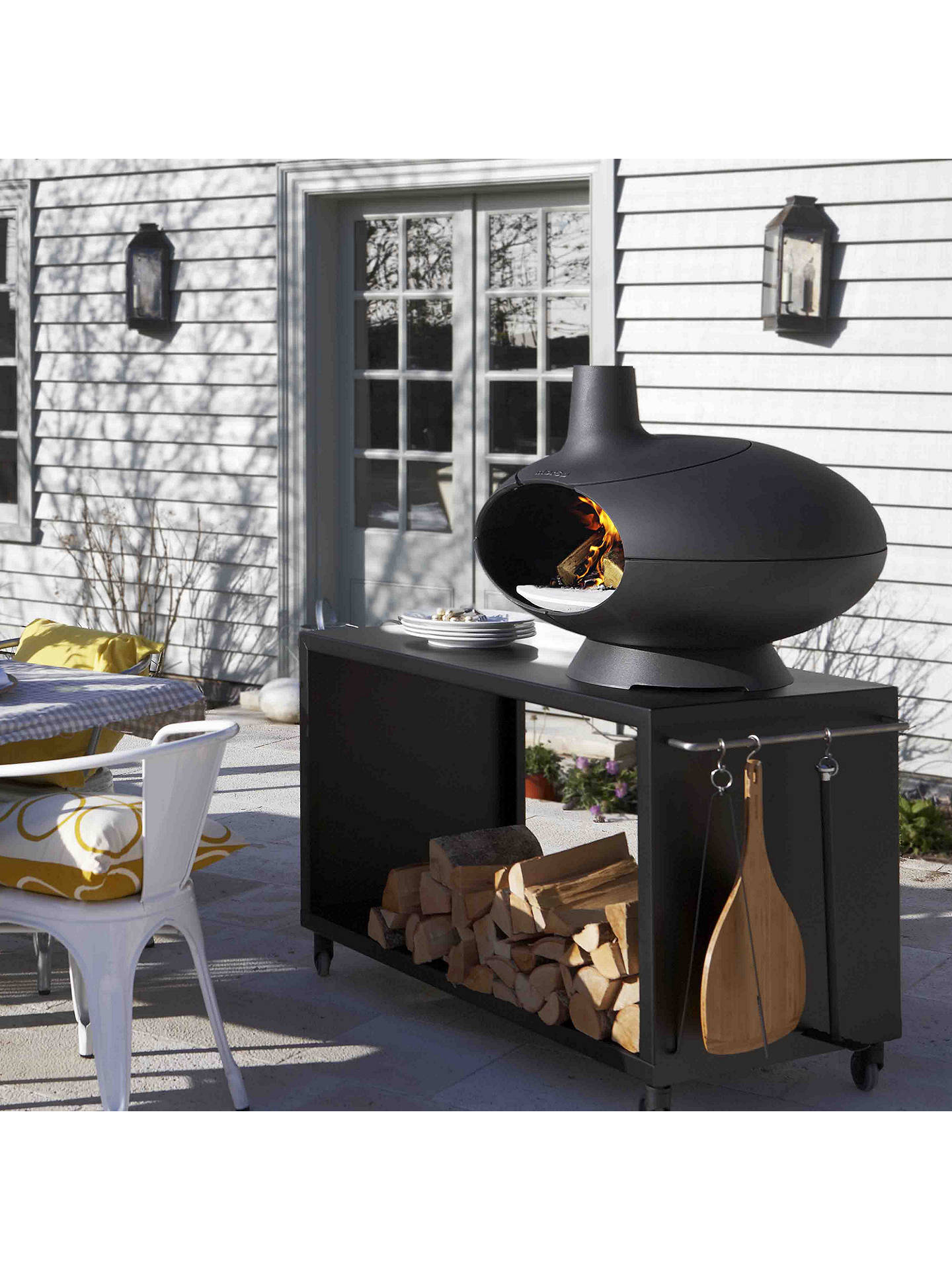BuyMorsø Forno Outdoor Oven Online at johnlewis.com