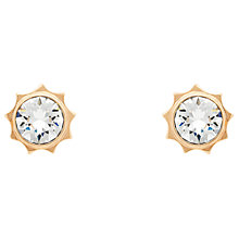 Buy Cachet Bly Swarovski Crystal Stud Earrings Online at johnlewis.com