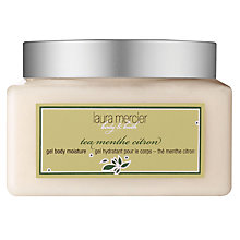 Buy Laura Mercier Tea Menthe Citroen Gel Body Moist, 225ml Online at johnlewis.com