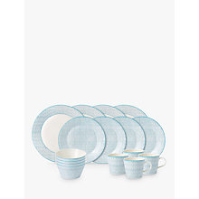 Buy Royal Doulton Pastels Tableware Set, 16 Piece Online at johnlewis.com