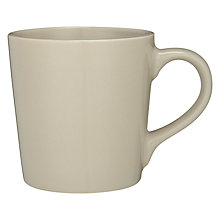 Buy John Lewis The Basics Mug Online at johnlewis.com