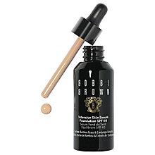 Buy Bobbi Brown Intensive Skin Serum Foundation SPF 35 Online at johnlewis.com
