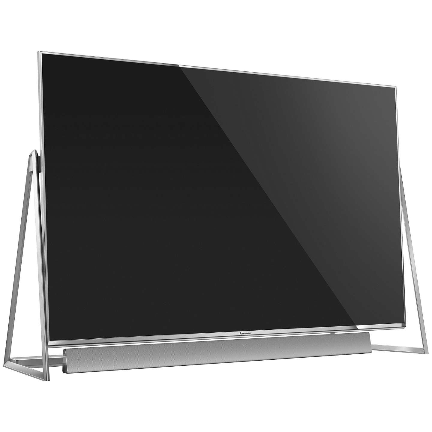 "BuyPanasonic TX-58DX802B LED HDR 4K Ultra HD 3D Smart TV, 58"" With Freeview Play/freetime, Sound Bar & Art & Interior Freestyle Design, Ultra HD Certified Online at johnlewis.com"