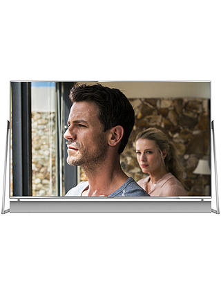 "Buy Panasonic TX-50DX802B LED HDR 4K Ultra HD 3D Smart TV, 50"" With Freeview Play/freetime, Sound Bar & Art & Interior Freestyle Design, Ultra HD Certified Online at johnlewis.com"