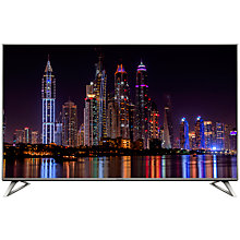 "Buy Panasonic Viera 50DX700B LED HDR 4K Ultra HD Smart TV, 50"" With Freeview Play, Built-In Wi-Fi & Art and Belkin HDMI Cable, 2m Online at johnlewis.com"