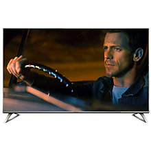 "Buy Panasonic Viera 58DX700B LED HDR 4K Ultra HD Smart TV, 58"" With Freeview Play, Built-In Wi-Fi & Art and Belkin HDMI Cable, 2m Online at johnlewis.com"