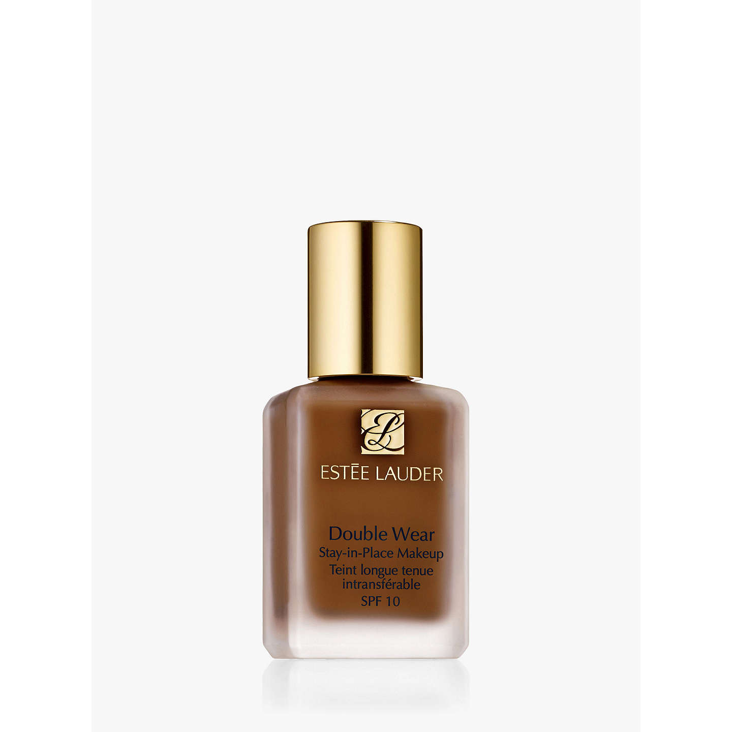 BuyEstée Lauder Double Wear Stay-In-Place Foundation Makeup SPF10, 7W1 Deep Spice Online at johnlewis.com