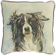 Buy Voyage Ash Cushion, Multi Online at johnlewis.com
