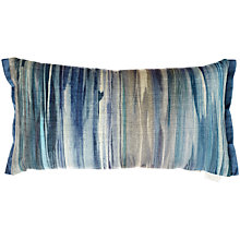 Buy Voyage Galatea Cushion, Midnight Online at johnlewis.com
