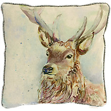 Buy Voyage Wallace Cushion, Multi Online at johnlewis.com