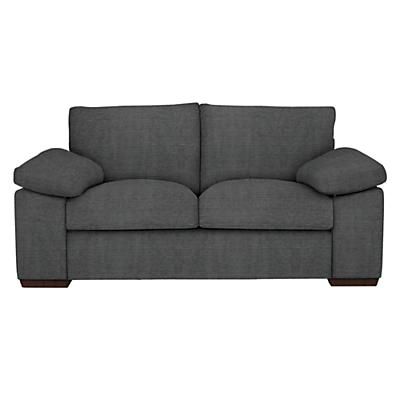 John Lewis Marshall Medium 2 Seater Sofa, Elena Charcoal