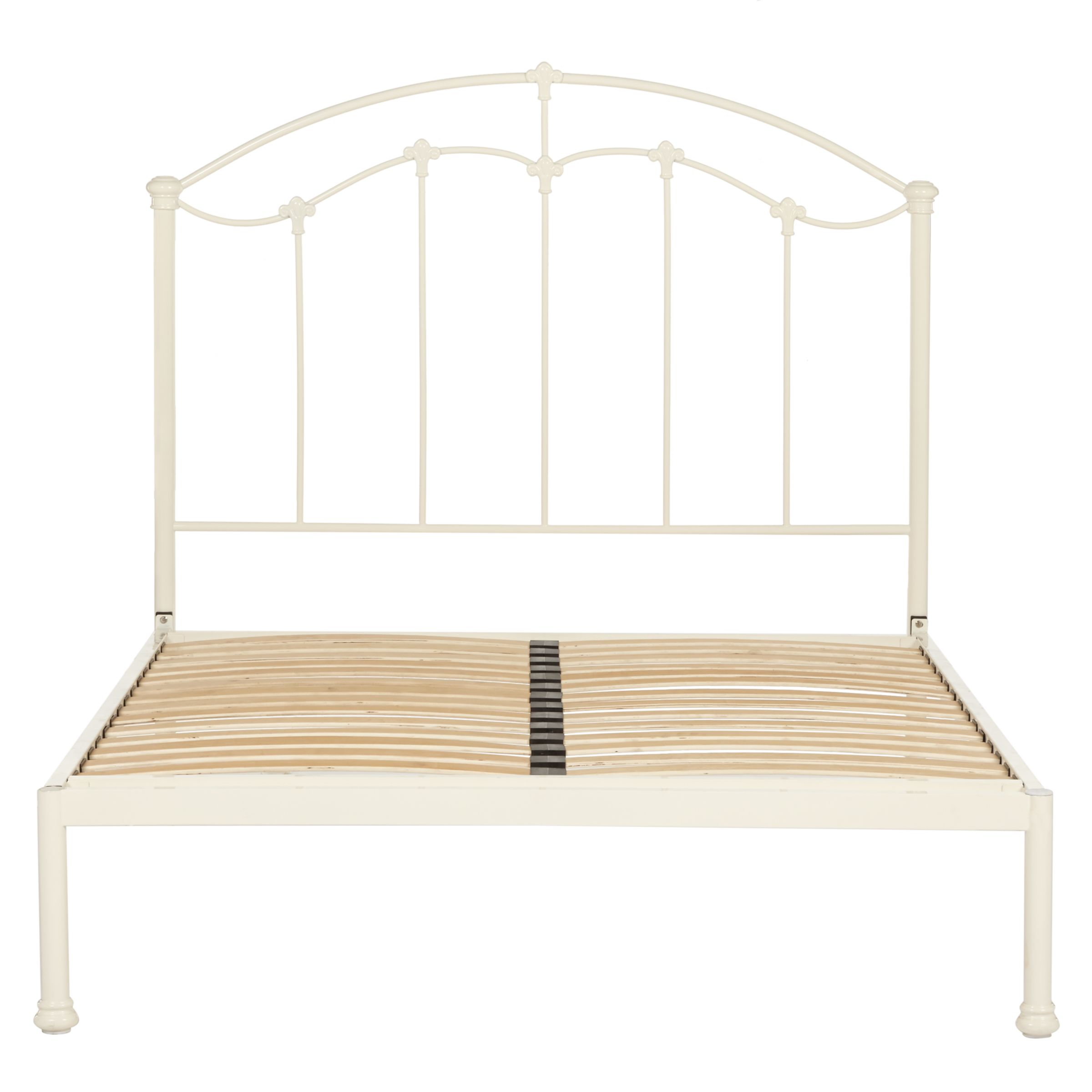 John Lewis Daisy Low End Bed Frame King Size At John Lewis Partners