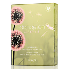 Buy Benefit Dandelion Wishes Makeup Gift Set Online at johnlewis.com