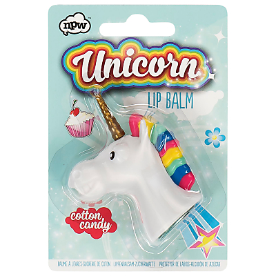 Product photo of Npw lips unicorn lip balm