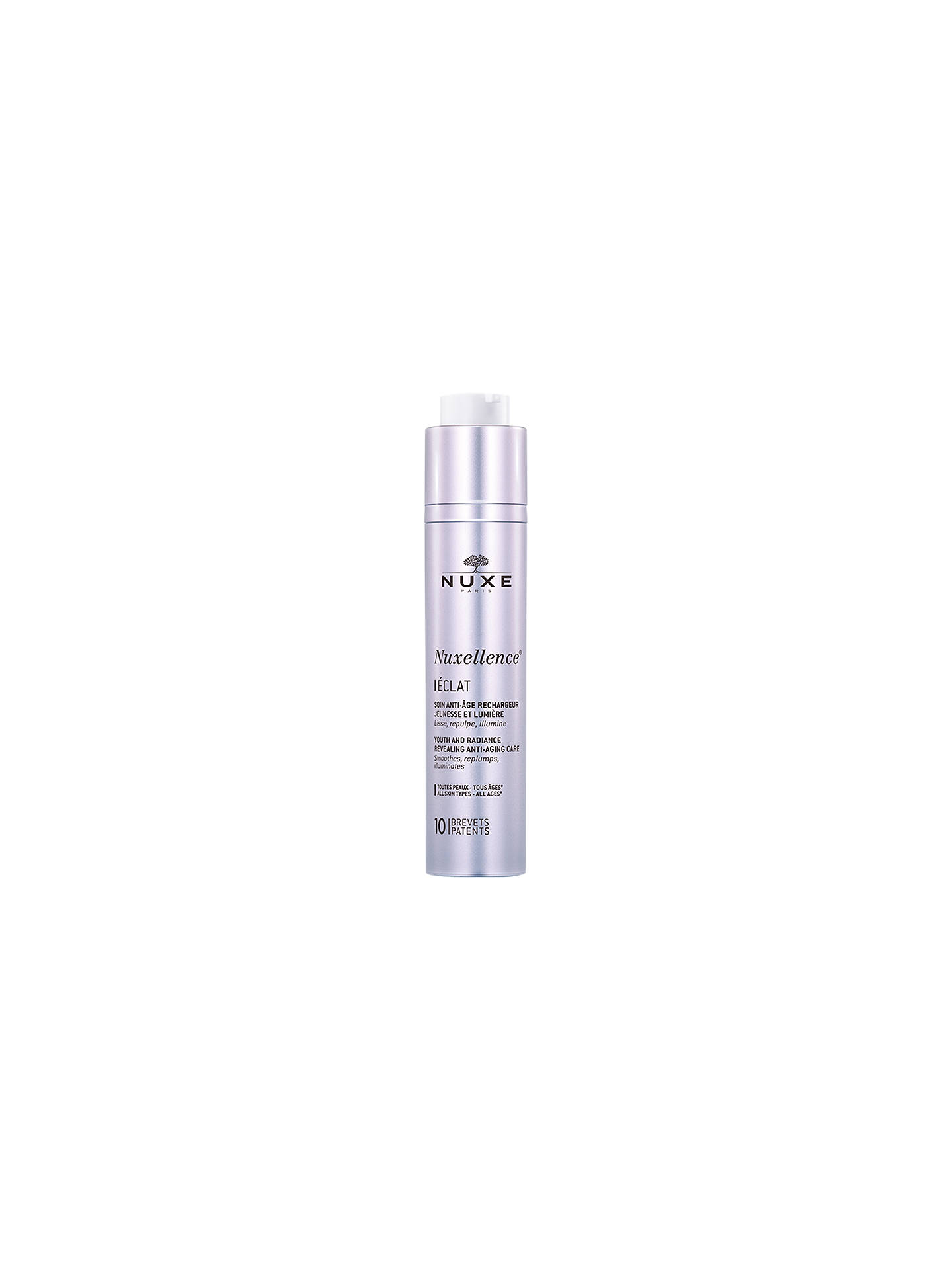 Buy NUXE Nuxellence® Eclat Anti-Ageing and Radiance Revealing Day Care, 50ml Online at johnlewis.com