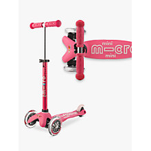 Buy Mini Micro Deluxe Scooter, 2-5 years Online at johnlewis.com