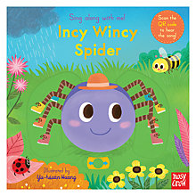 Buy Sing Along With Me! Incy Wincy Spider Children's Book Online at johnlewis.com