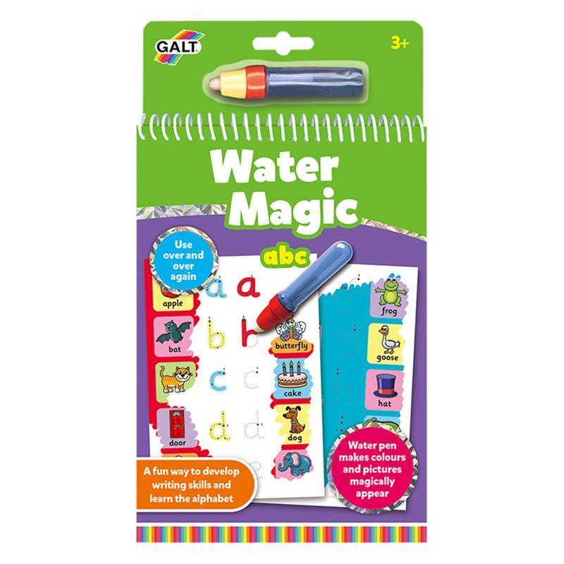 Galt Galt Water Magic Alphabet Activity Book
