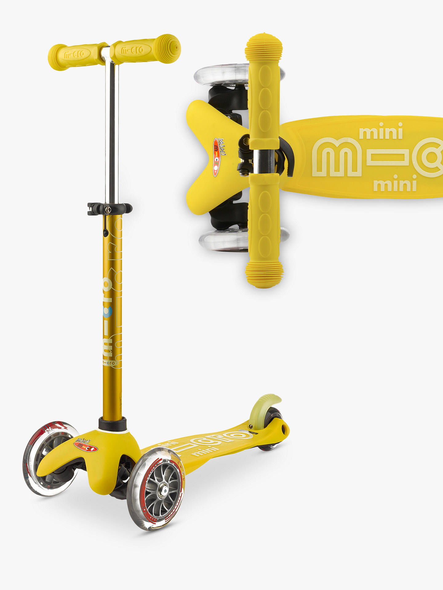 Mini-Micro Scooter