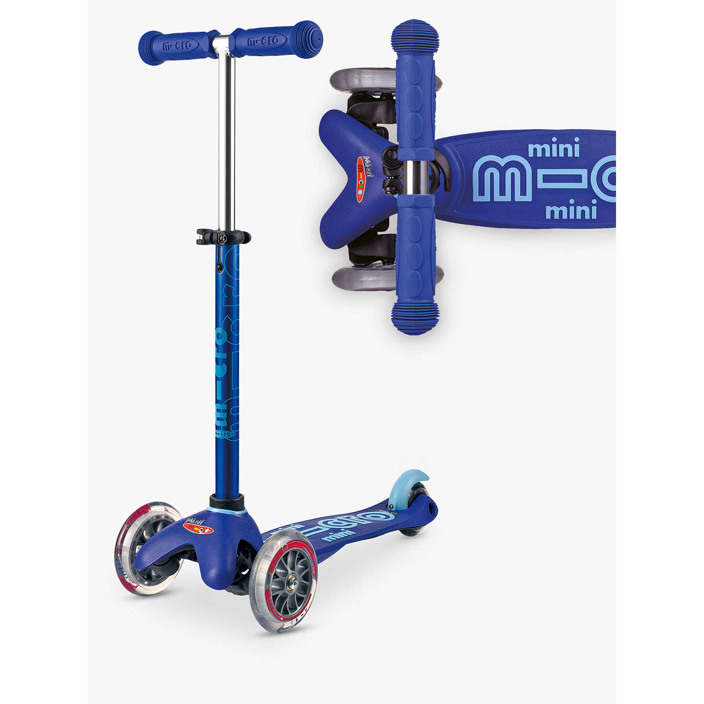 Mini Micro Deluxe Scooter 2 5 Years At John Lewis