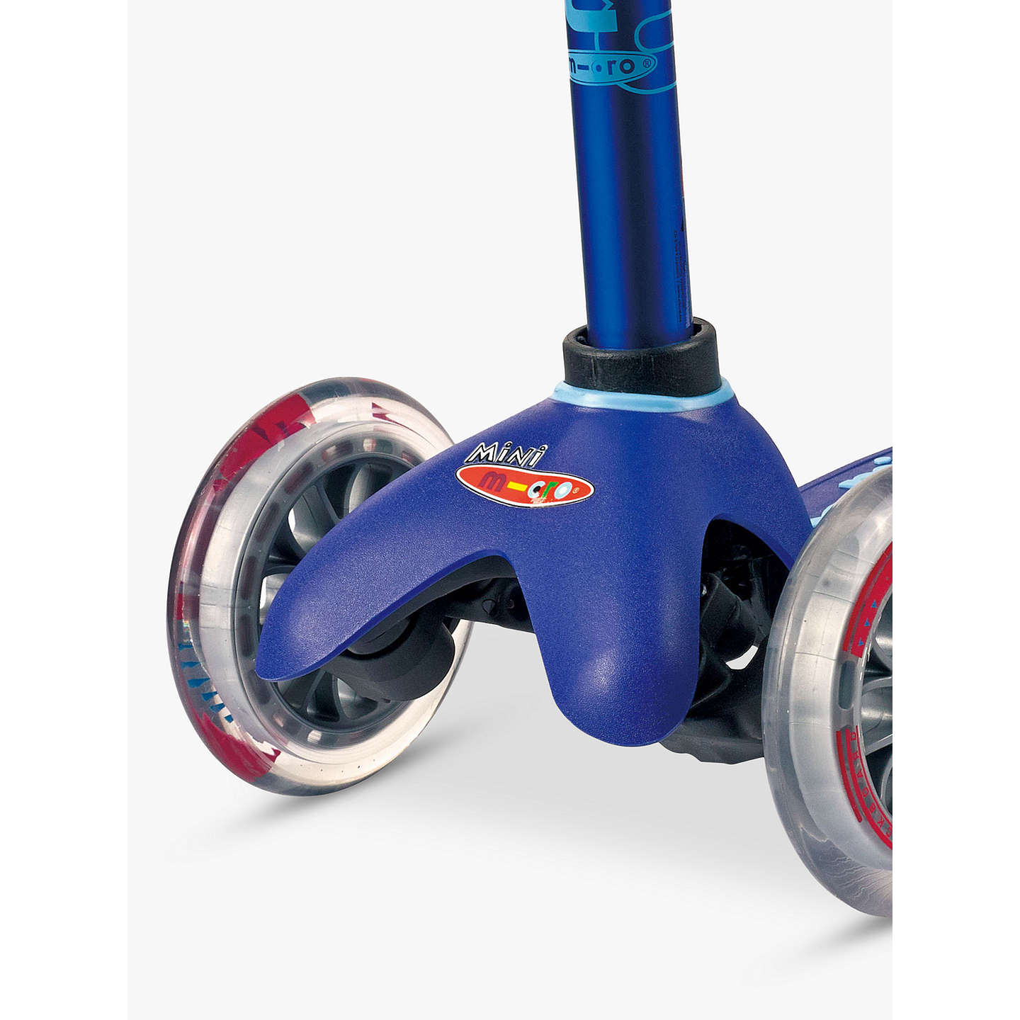 mini micro deluxe scooter, 2-5 years at john lewis