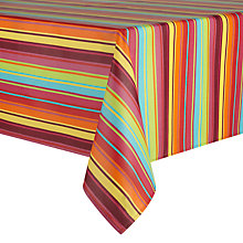 Buy John Lewis Samba Wipe Clean Tablecloth Online at johnlewis.com