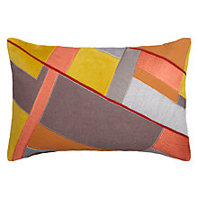 Buy John Lewis Blocks Cushion Online at johnlewis.com
