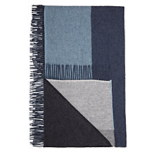 Buy Design Project by John Lewis No.021 Throw, Night Sky / Grey Online at johnlewis.com