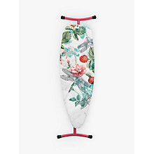 Buy Brabantia Raspberry Dragonfly Ironing Board, L135 x W45cm Online at johnlewis.com