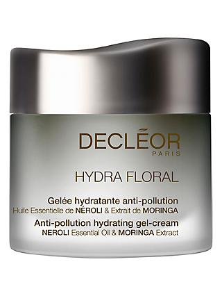 Decléor Hydra Floral Anti-Pollution Hydrating Gel Cream, 50ml