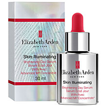 Buy Elizabeth Arden Skin Illuminating Day Serum, 30ml Online at johnlewis.com