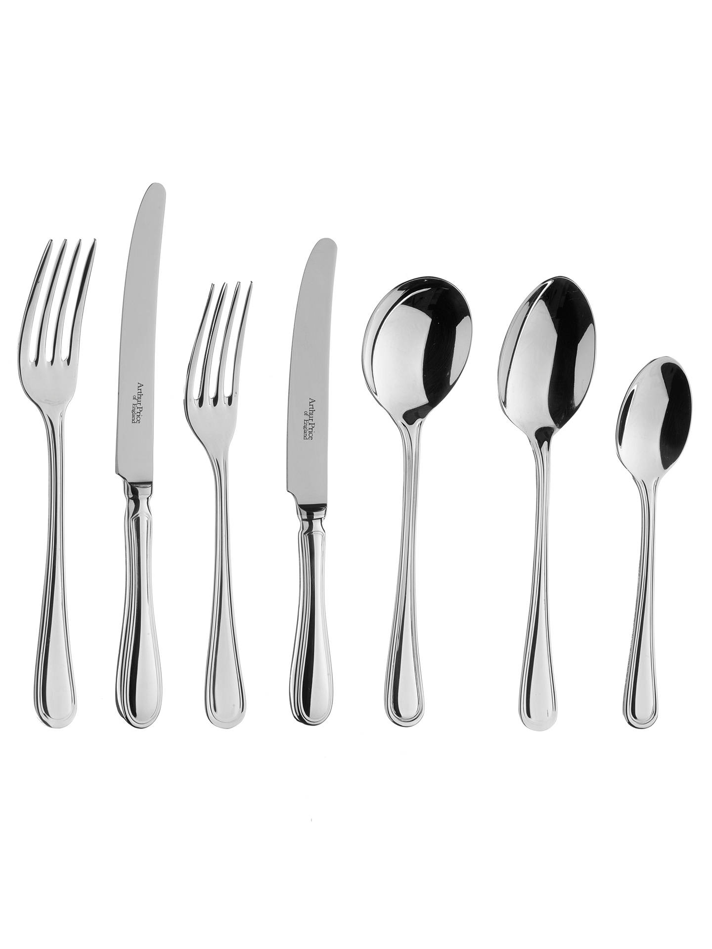Buy Arthur Price Britannia Table Fork Online at johnlewis.com