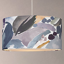 Buy John Lewis Croft Ardith Diffuser Lampshade, Multi, Dia. 50cm Online at johnlewis.com