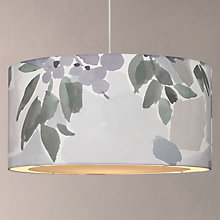 Buy John Lewis Croft Fiore Diffuser Lampshade, Multi, Dia. 50cm Online at johnlewis.com