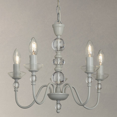 Buy john lewis eloise glass ceiling light 5 arm grey john lewis buy john lewis eloise glass ceiling light 5 arm grey online at johnlewis aloadofball Gallery