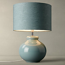 Buy John Lewis Ettie Glass Table Lamp Online at johnlewis.com