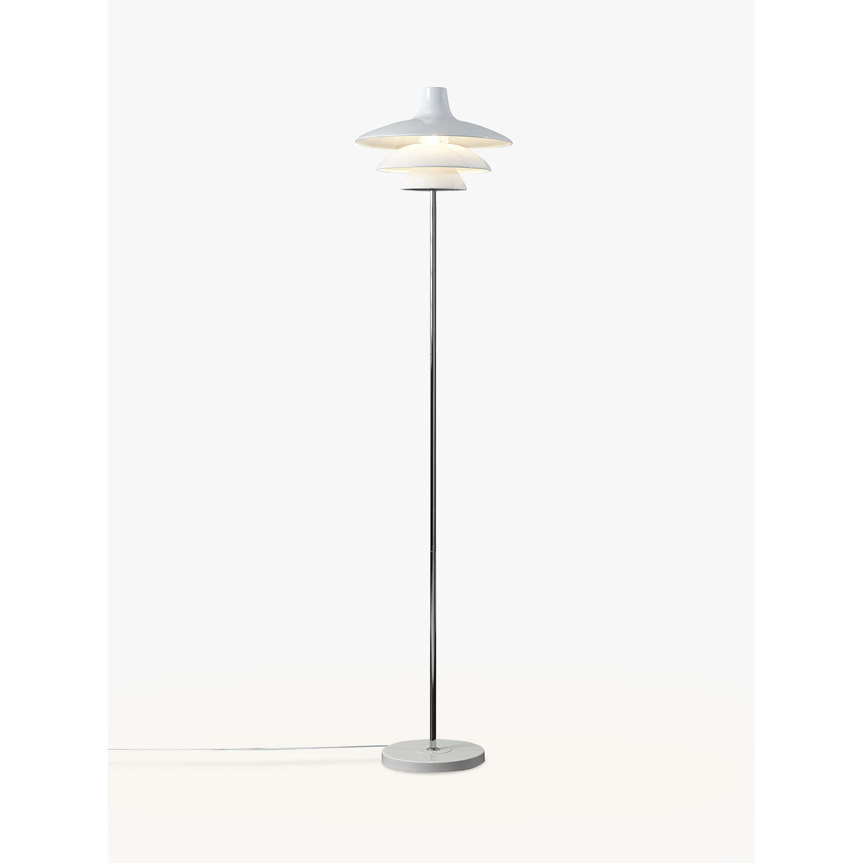House by john lewis harvey floor lamp white at john lewis for John lewis design service