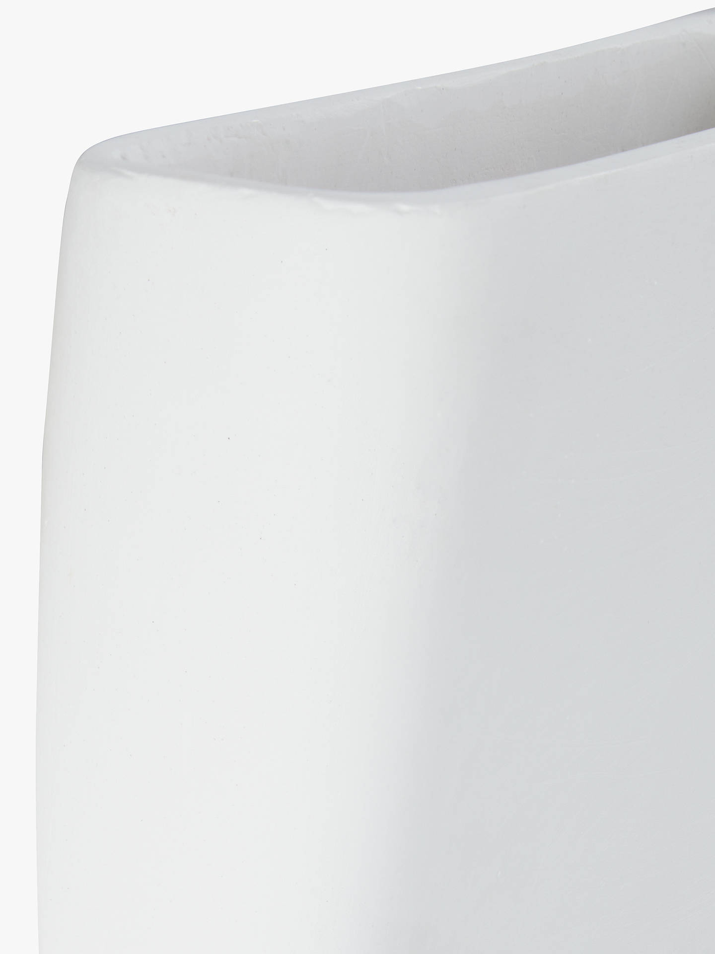 BuyJohn Lewis & Partners Linton LED Wall Light, White Online at johnlewis.com