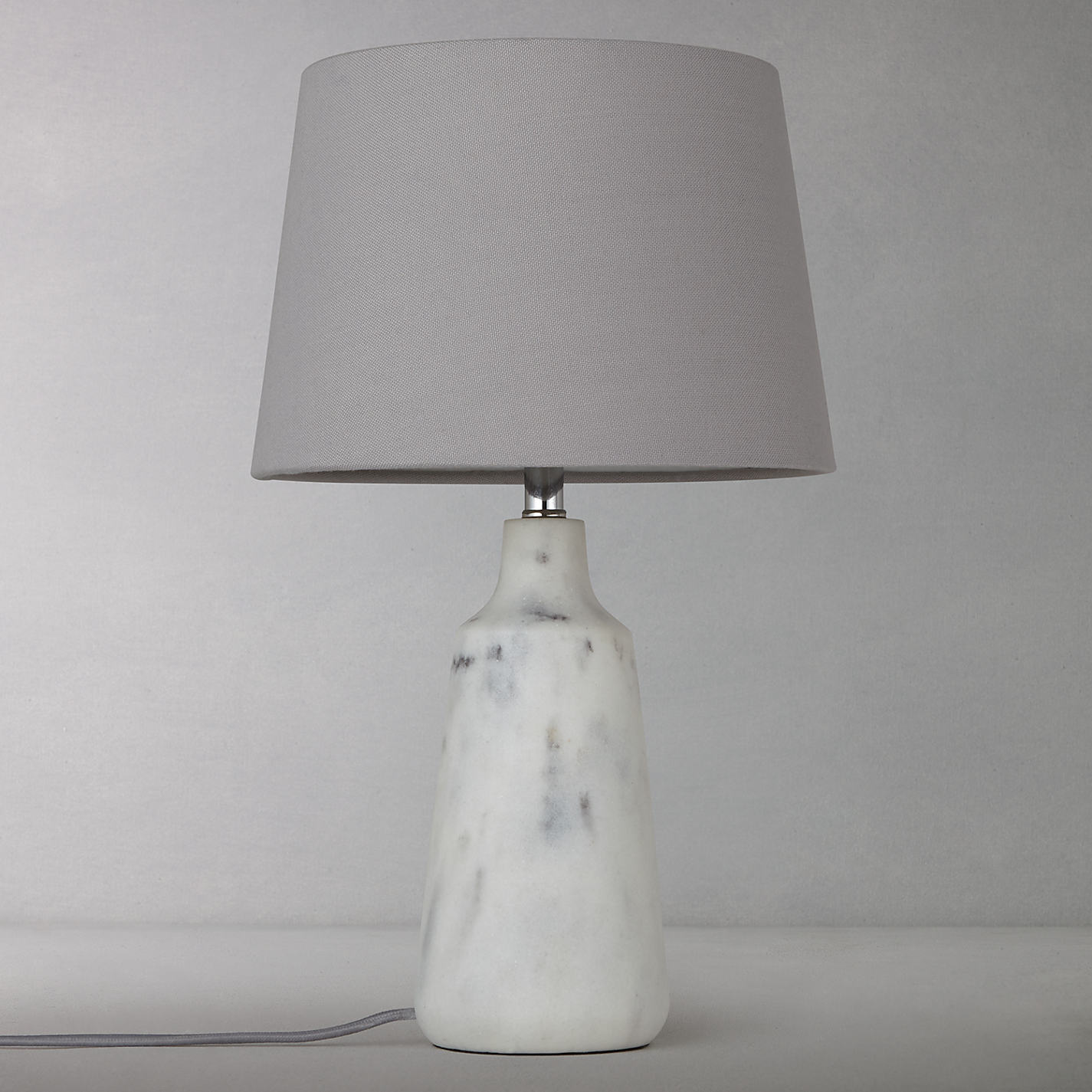 John lewis bedroom lamps scifihits john lewis croft collection linney marble finish table lamp geotapseo Image collections