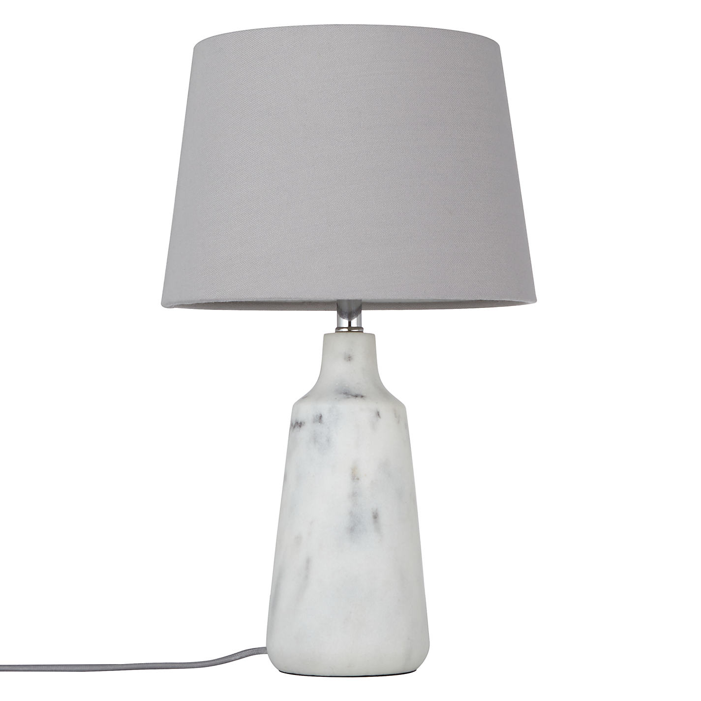 Buy john lewis croft collection linney marble finish table lamp buy john lewis croft collection linney marble finish table lamp online at johnlewis geotapseo Image collections